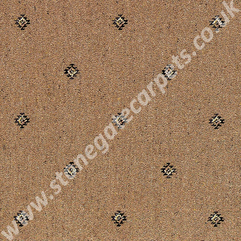Brintons Carpets Marrakesh Kadiz Taupe Carpet 8/22125