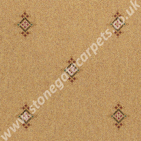 Brintons Carpets Marrakesh Kashmir Gold Carpet 176/22123