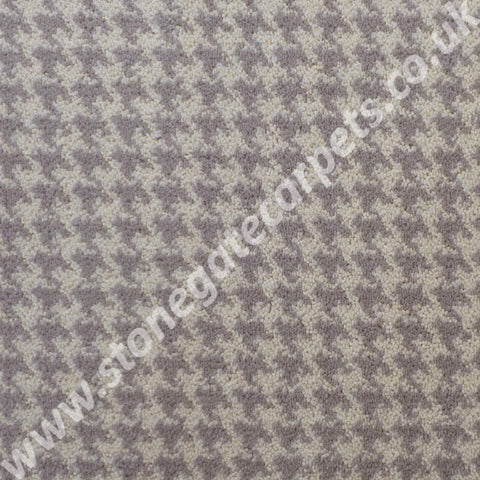 Brintons Carpets Padstow Pebble Houndstooth Carpet 10/50164