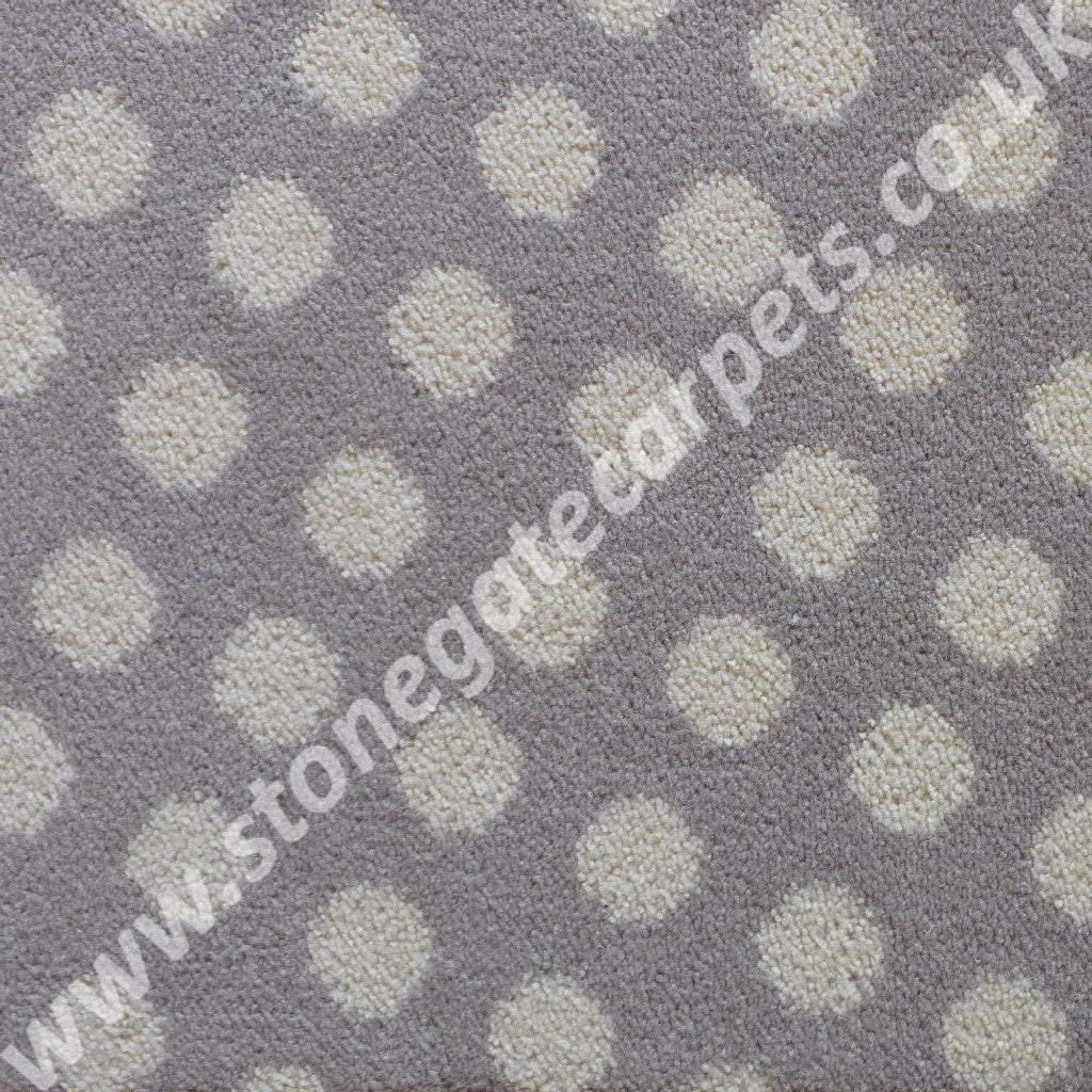 Brintons Carpets Padstow Pebble Spot Carpet 10 50165