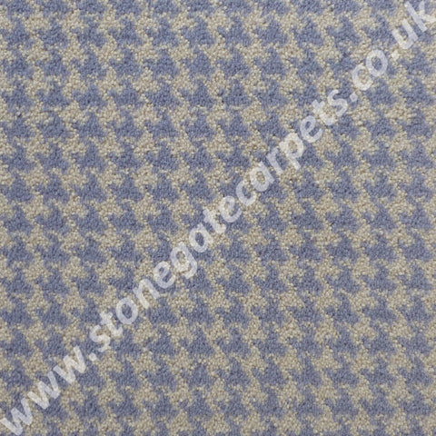 Brintons Carpets Padstow Surf Houndstooth Carpet 3/50164
