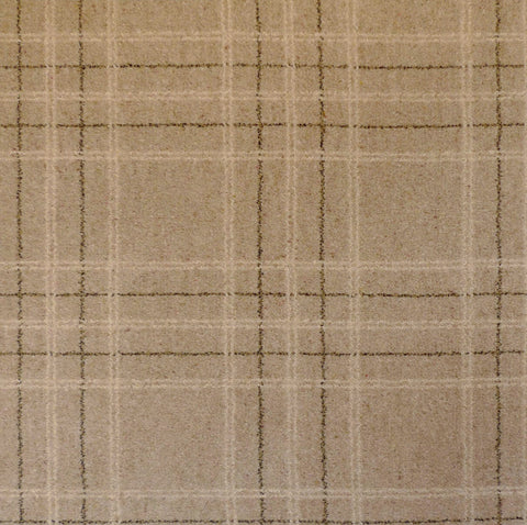 Brintons Carpets Pure Living Earth Plaid (per M²)