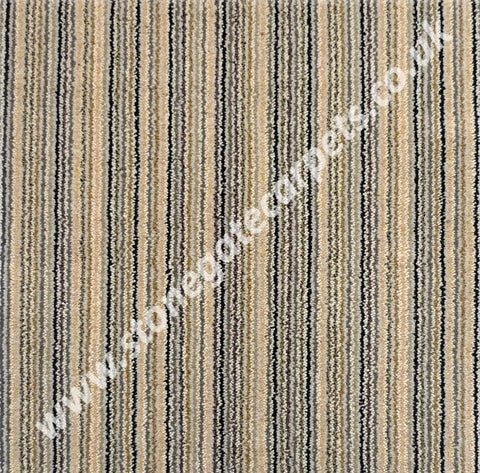 Brintons Carpets Pure Living Retro Cord Carpet Remnant