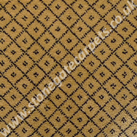 Brintons Carpets Regina Honey Bee Trellis Carpet 86/38493
