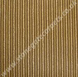 Brintons Carpets Stripes Collection Chocolate Limes Carpet 8ST/38266