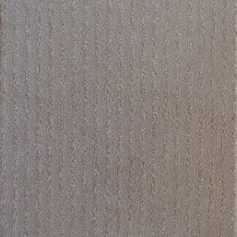 Brintons Carpets Stripes Collection Pewter Strand Carpet Remnant 180ST/38265