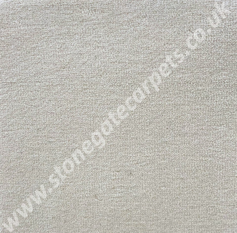 Brintons Carpets The Velvet Collection Benedict Cream VC812 (per M²)