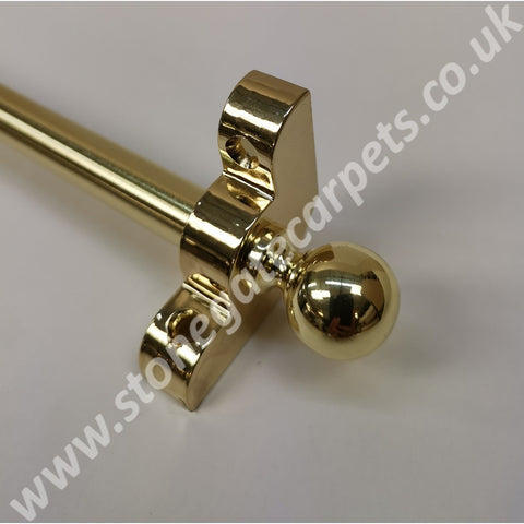 Brass Heavy Duty Stair Rods