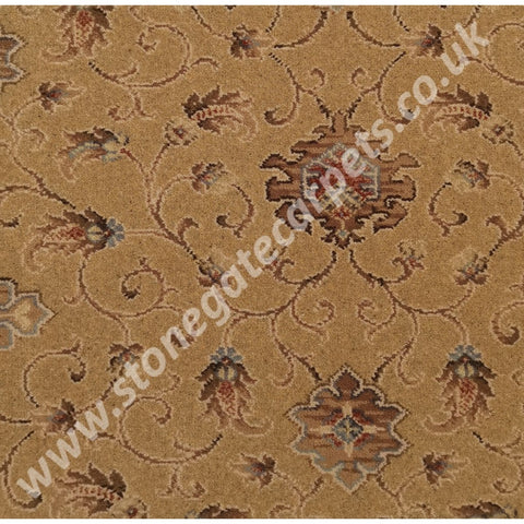 Ulster Carpets Anatolia Medallion Nile Gold 44/2287 (Please Call for per M² Cost)