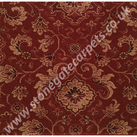 Ulster Carpets Anatolia Shirvan Petra Red 21/2374 (Please Call for per M² Cost)