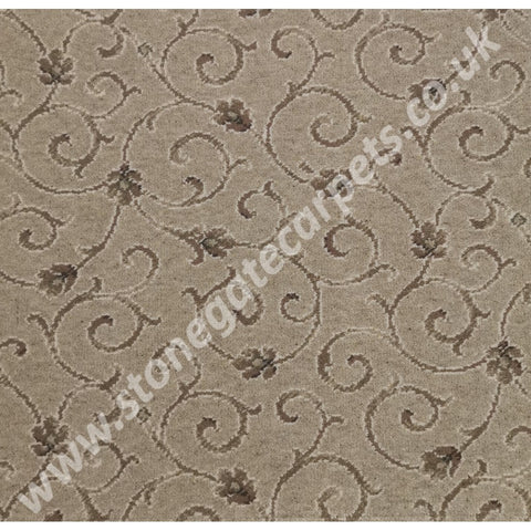 Ulster Carpets Anatolia Scroll Delta 11/2288 (Please Call for per M² Cost)