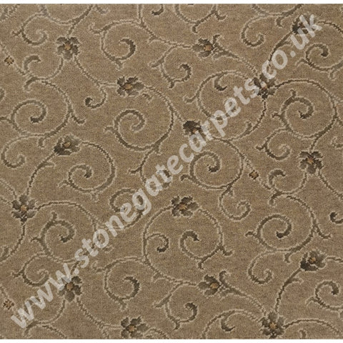 Ulster Carpets Anatolia Scroll Isis 72/2288 (Please Call for per M² Cost)