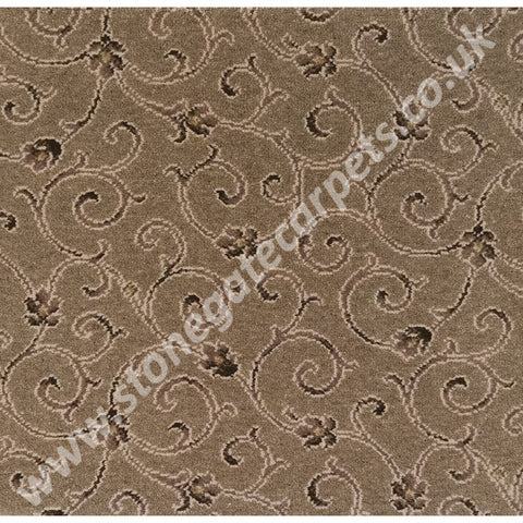 Ulster Carpets Anatolia Scroll Luxor 52/2288 (Please Call for per M² Cost)
