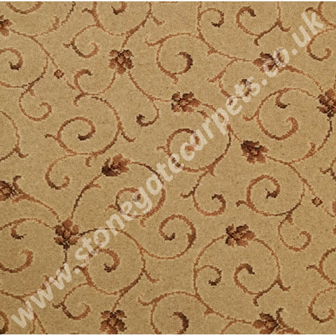 Ulster Carpets Anatolia Scroll Tunis 43/2288 (Please Call for per M² Cost)