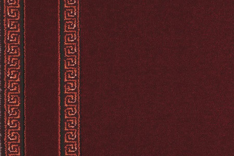 Ulster Carpets Athenia Red Runner 10/2583