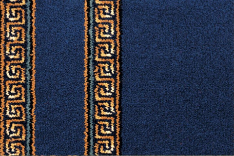 Ulster Carpets Athenia Royal Blue Runner 12/2583