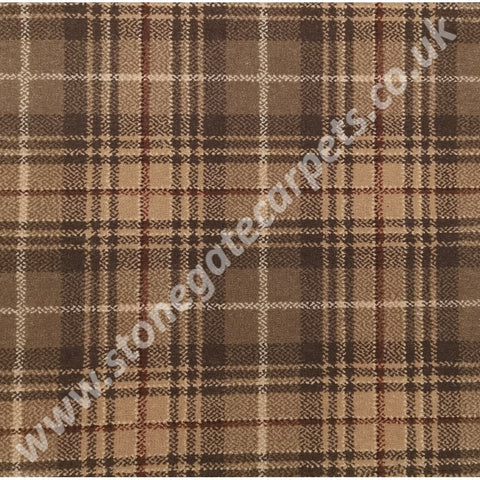 Ulster Carpets Country House Collection Beaumont Grouse 15/20016 (Please Call for per M² Cost)