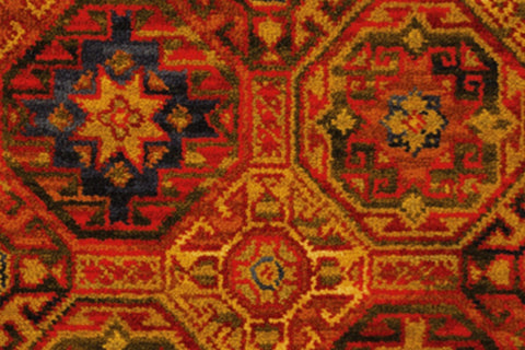 Ulster Carpets Glenavy Red Persian 21/2133