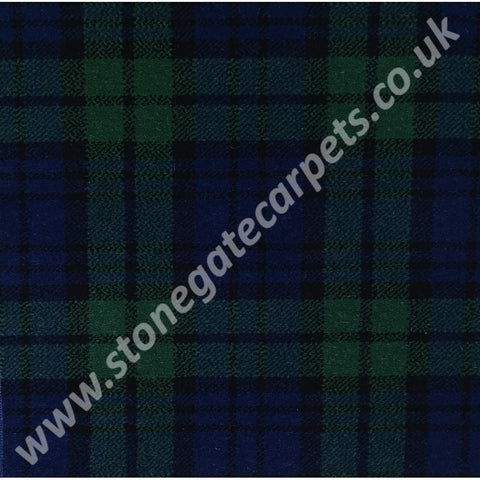 Ulster Carpets Glenmoy Blackwatch 12/2756 (Please Call for per M² Cost)
