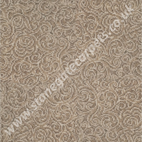 Ulster Carpets Natural Choice Axminster Fresco Fawn 41/20045 (Please Call for per M² Cost)