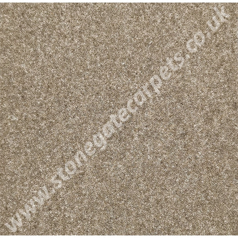 Ulster Carpets Natural Choice Plains Pumice N5005 Carpet Remnant - Less than Retail (Call for Price)