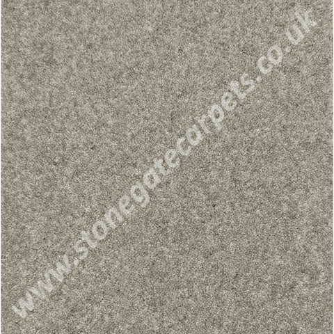 Ulster Carpets Natural Choice Plains Platinum N5007 Carpet Remnant - Less than Retail (Call for Price)