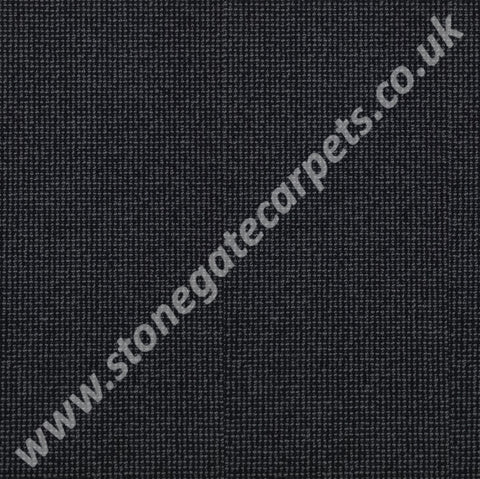 Ulster Carpets Open Spaces Laneve Queenstown Furnace Black 75/1431 (Please Call for per M² Cost)