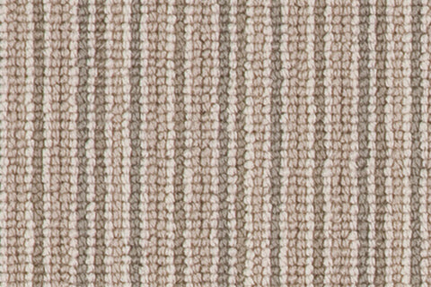 Ulster Carpets Open Spaces Laneve Wellington Stripe Linnet 40/1433
