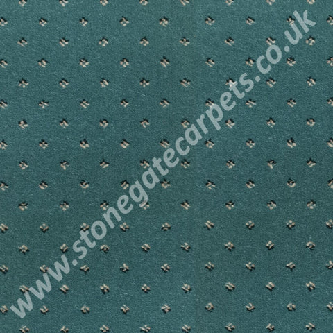 Ulster Carpets Sheriden Pindot Jade 45/2462 (Please Call for per M² Cost)