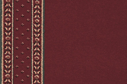 Ulster Carpets Sheriden Royal Red Runner 10/2605