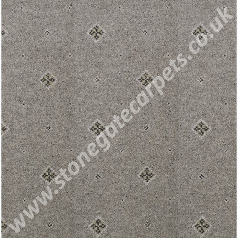 Ulster Carpets Tazmin Motif Buckram 93/2628 (Please Call for per M² Cost)