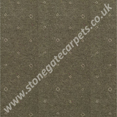 Ulster Carpets Tazmin Pindot Forest 72/2724 (Please Call for per M² Cost)