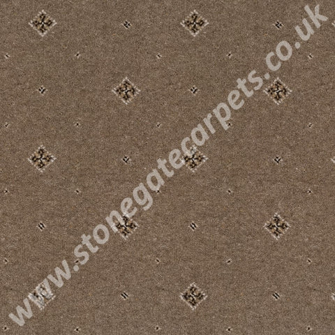Ulster Carpets Tazmin Motif Umber 52/2628 (Please Call for per M² Cost)