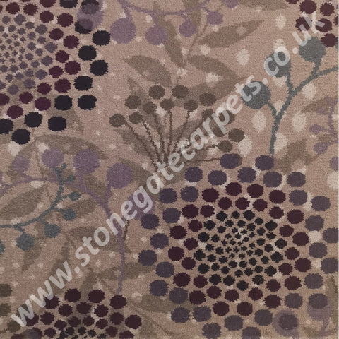 Ulster Carpets The Mix Bloom Serenity 100690-2 (Please Call for per M² Cost)
