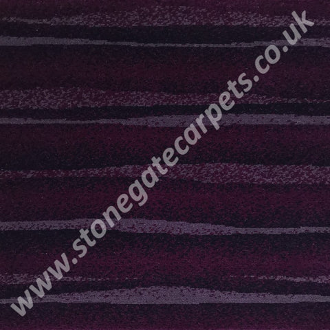 Ulster Carpets The Mix Shimmer Mulberry 101000-3 (Please Call for per M² Cost)