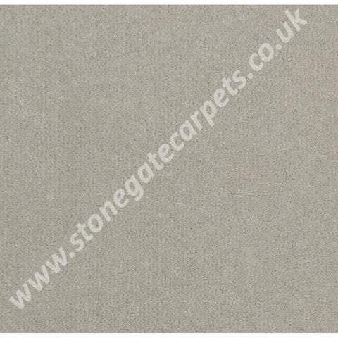 Ulster Carpets Ulster Velvet Chinchilla W2620 Carpet Remnant - Less than Retail (Call for Price)