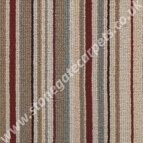 Victoria Carpets Victoria Twist Stripe Heart Throb Carpet VTS05
