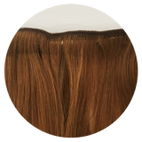 Ruby Weft Clip In Hair Extensions