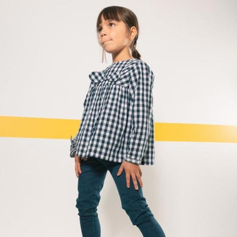 comprar on line camisa para niña zippy