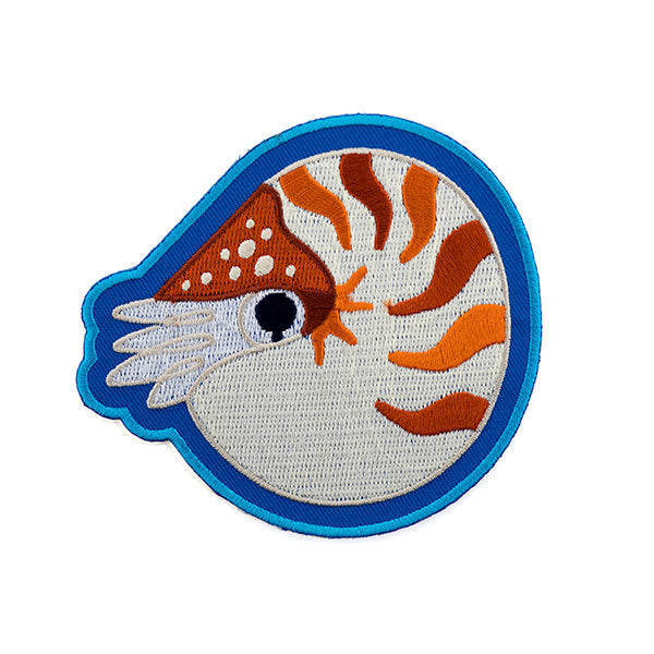 Nautilus - Sticker Patch