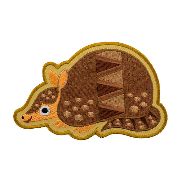 Armadillo - Sticker Patch