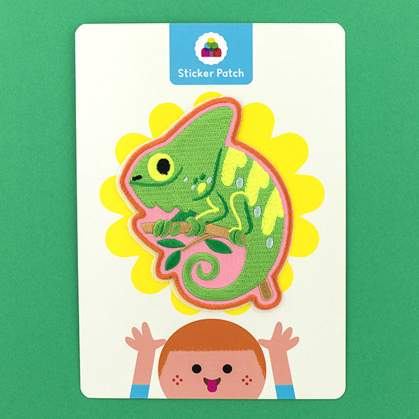 Chameleon - Sticker Patch