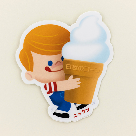 Ni-Kun Sticker