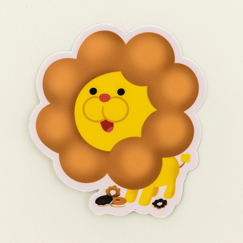 Pon De Lion Sticker