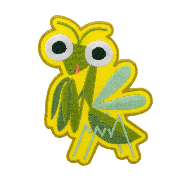 Praying Mantis - Sticker Patch