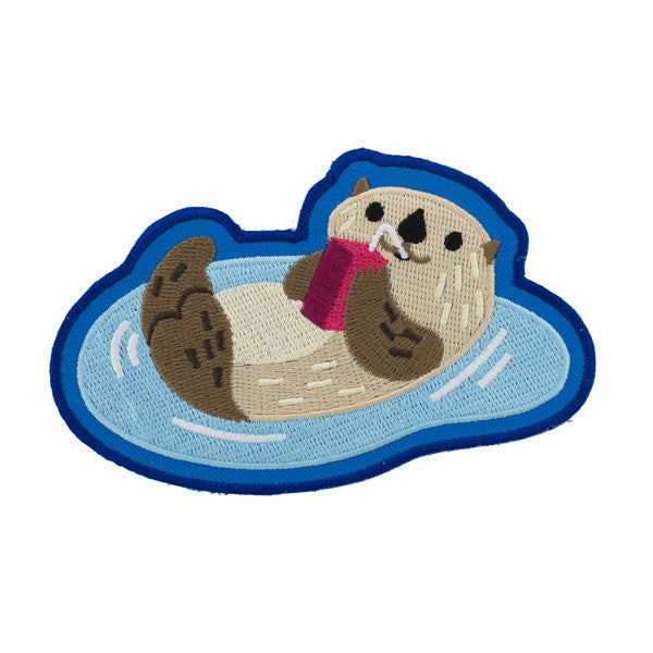 Sea Otter - Sticker Patch