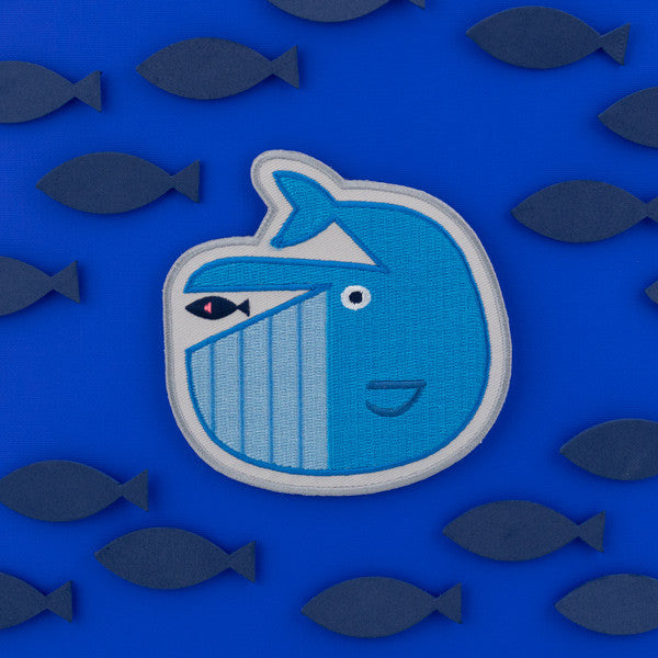 Whale - Sticker Patch