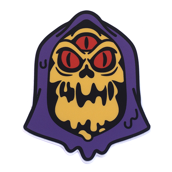 Evil Leader Sticker