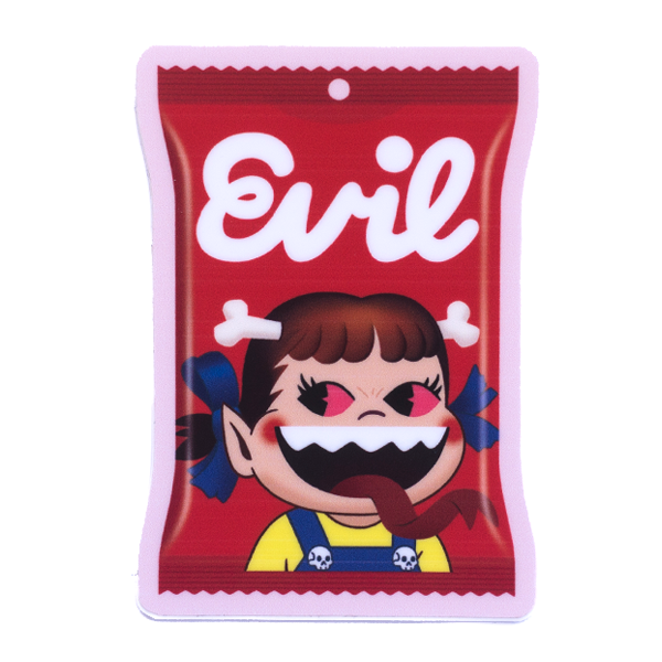 Evil Candy Sticker