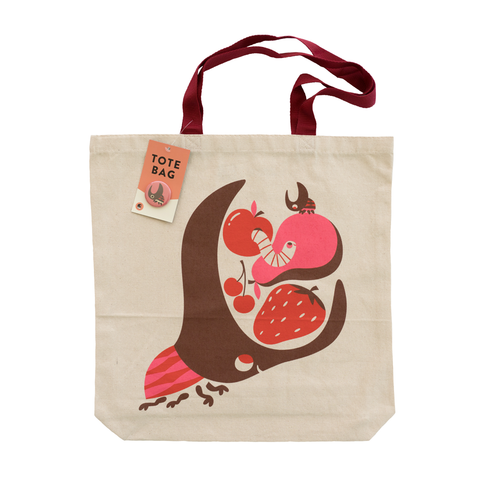Fruit Beetle - Tote Bag